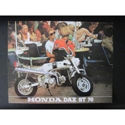 HONDA DAX AD