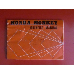 HONDA CZ100 OWNER's MANUAL