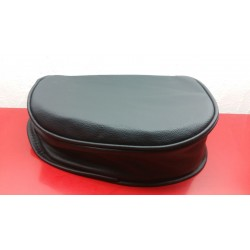 LEATHER HONDA CZ100 COVER...