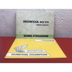 HONDA DAX 6V OWNER'S MANUAL...